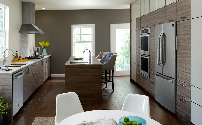Custom Or Volume Cabinet Door Manufacturer Thermofoil Veneer Acrylic Melamine And Mdf Cabinet Doors Northern Contours